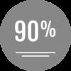 90% клиентов по рекомендации