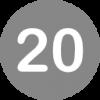 20 проведенных ICO